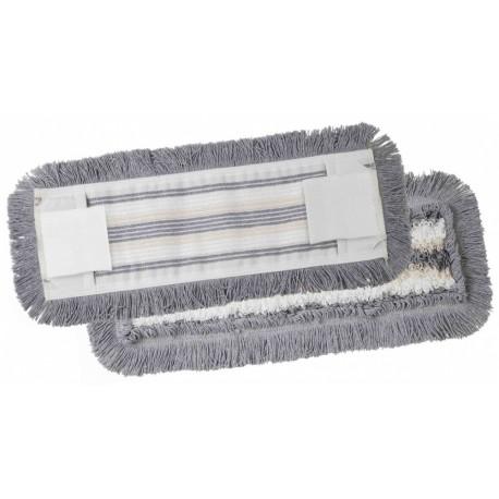 Mikropluošto mopas Dreituft, pilkas, 50 cm