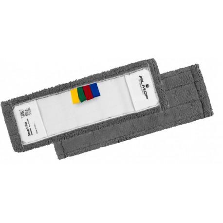 Mikropluošto mopas SMART FUR, pilkas, 50 cm