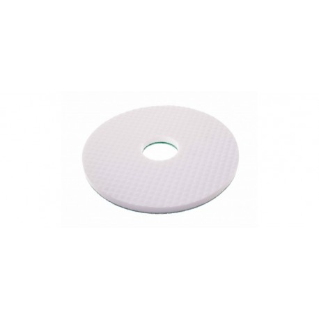 Melamino padas Premium baltas/žalias 43 cm (17 inch)