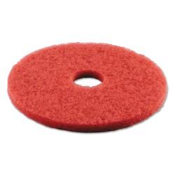 Storasis šveitimo padas, raudonas, 36 cm (14 inch)