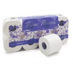 Tualetinis popierius Tissue Flowers