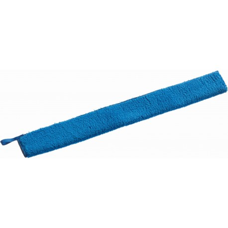 Mėlyna mikropluošto šluostė SNAKE laikikliui, 60 cm.
