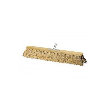 Pramoninė šluota su kokoso šeriais, 60 cm.